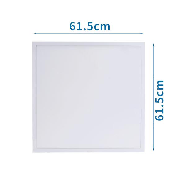 Painel de LED Quadrado (60 x 60cm) 40W 6000K 3600Lm - ProFTC
