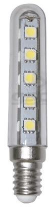 Lampada LED 220V E14 3W Branco Q. 3000K 360º 250Lm - GSC