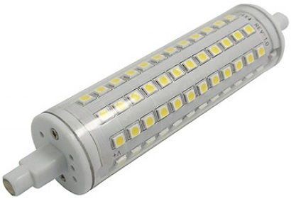 Lampada LED R7S 118mm 300º 10W Branco 4000K