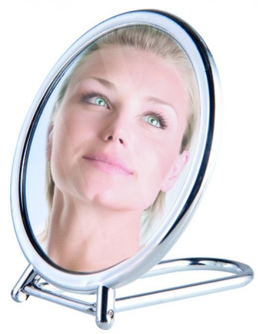 Espelho de Maquilhagem 1X/2X (15cm) - ProFTC
