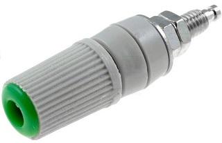 Alvéolo ABS 4mm (24A) - Verde