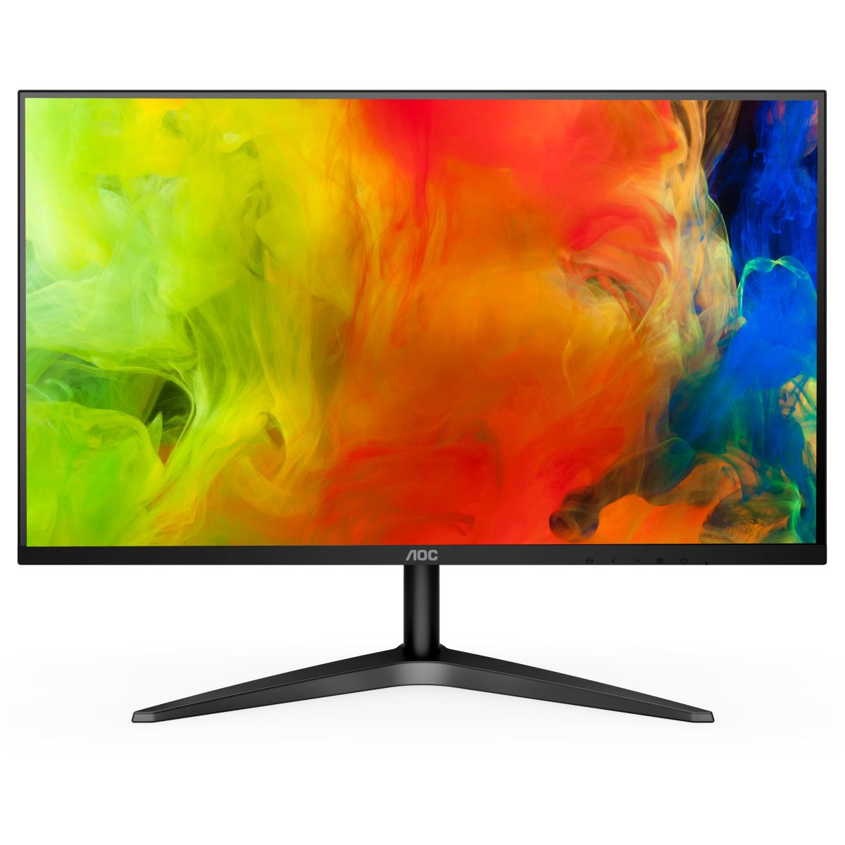 Monitor 27 LED FullHD 27B1H (Preto Fosco) - AOC