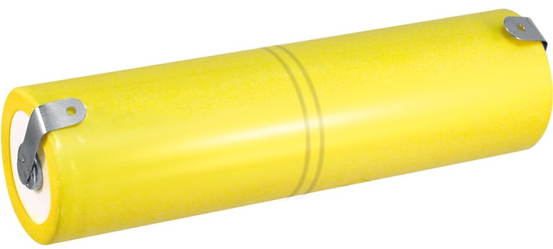 Pilha Acumuladora (VTDCD4000x2) 2,4V 5000mAh