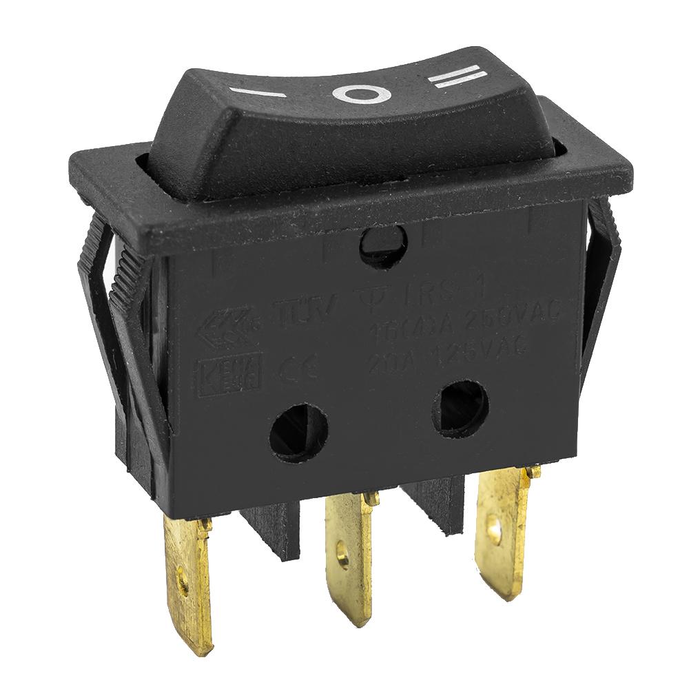 Interruptor 3 Posições 250V/15A