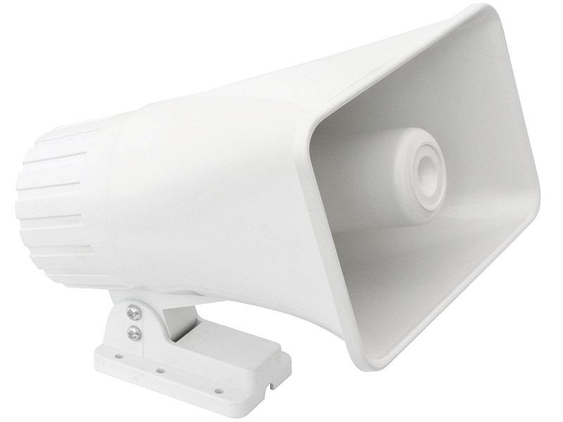 Sirene Corneta ABS 6~14V 30W 112dB - ProFTC