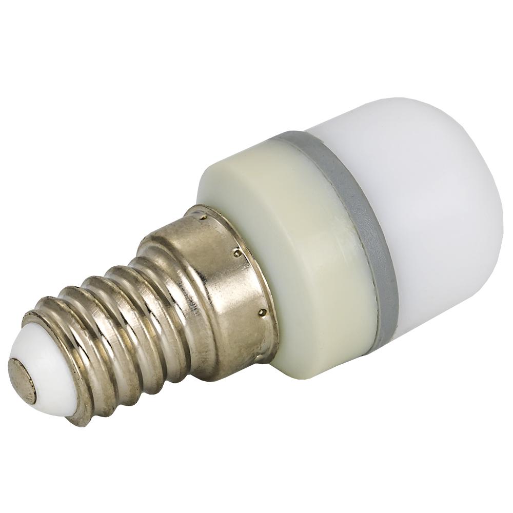 Lampada 10 LEDs 220V E14 Verde - EDM