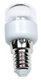 Lampada 10 LEDs 220V E14 Amarelo - EDM