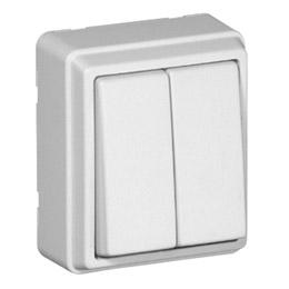 Comutador de Lustre 10A 250V Série 3700 - EFAPEL