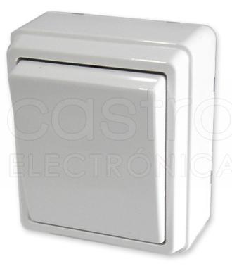 Comutador de Escada 10A 250V Série 3700 - EFAPEL