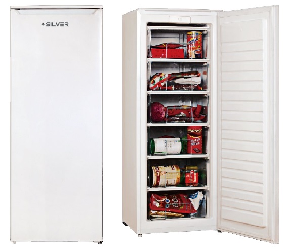 Congelador 1 Porta A+ 168L Branco (IPC1P168L) - SILVER