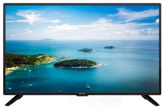 TV LED 40 HD Ready c/ Sintonizador TDT e Cabo - SILVER