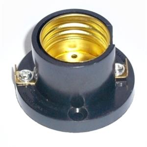 Suporte de Lampada E27 c/ Base de Parafuso - ProFTC