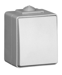 Botão de Pressão Cinza 16A 250V Série Estanque48 - EFAPEL