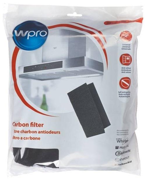 Filtro de Carvão Universal Anti-Odores p/ Exaustores (470 x 970mm 250gr/m2) UCF017 - WPRO