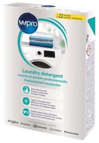 Detergente em Pó Profissional p/ Máquinas Lavar Roupa WMP400 (1,2Kg) - WPRO