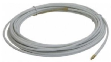Guia p/ Passar Fios em Plástico (Ø4mm) - 10 mts