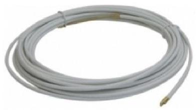Guia p/ Passar Fios em Aço (Ø4mm) - 10 mts