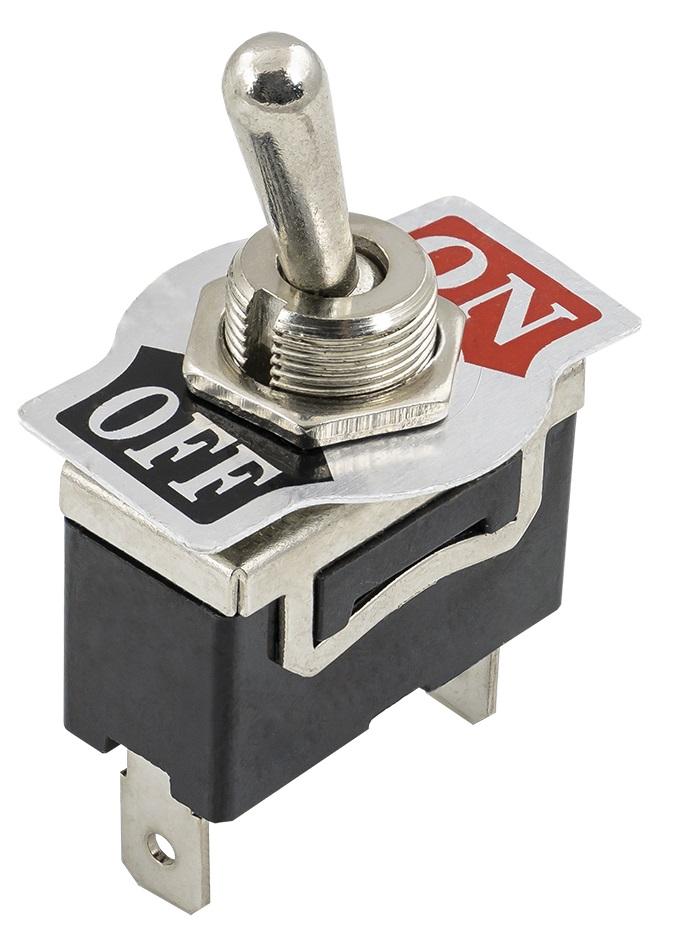 Interruptor Alavanca ON-OFF 2 Pinos 10A 250V