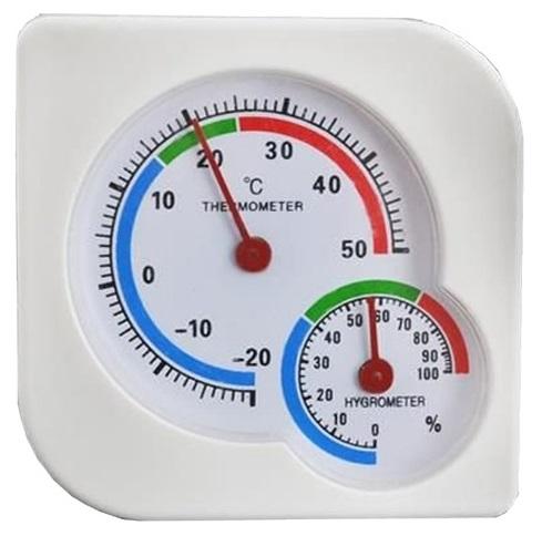 Termómetro Frigorifico e Ambiente Magnético (-20ºC ~ +50ºC)