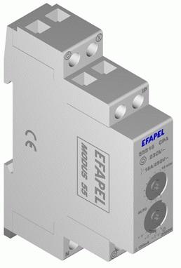 Automático de Escada 230V 10A Série MODUS55 - EFAPEL