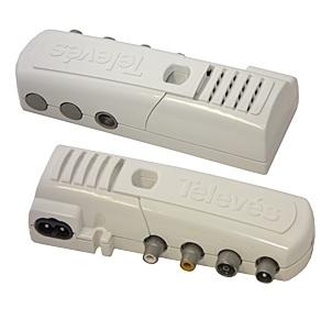 Modulador Digidom VHF/UHF (90dB) - TELEVES