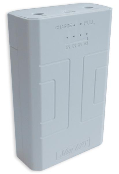 Mini UPS 24W 12V/2A (Preto) - SKB