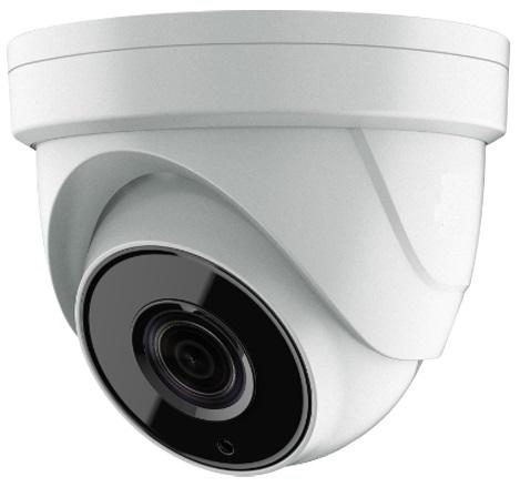 Camara Vigilancia Varifocal DOME HDTVI Cores 5MP HD PRO IP67 IK10