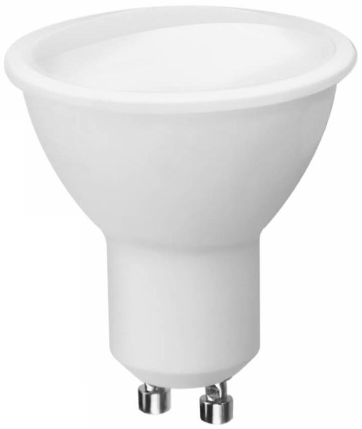 Lampada LED 220V GU10 5W Branco F. 6000K 400Lm