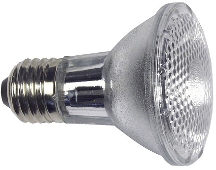 Lampada Halogéneo PAR20 E27 50W 220V - EDC