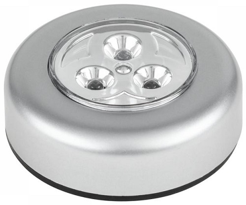 Lampada Portátil 3 LEDs - VIPOW