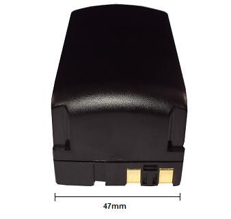 Bateria p/ Camara de Filmar 6V 2400mAh Ni-Cd