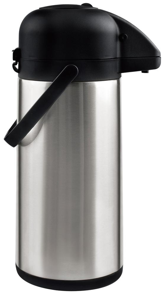 Termo Inox c/ Dispensador (2,5L) - ROMFEL