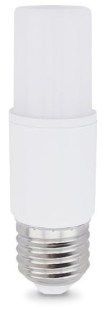 Lampada LED Opalina CORNLIGHT 220V E27 6W Branco F. 6000K - GSC