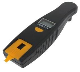 Medidor de Pressão dos Pneus Digital c/ Medidor de Desgaste