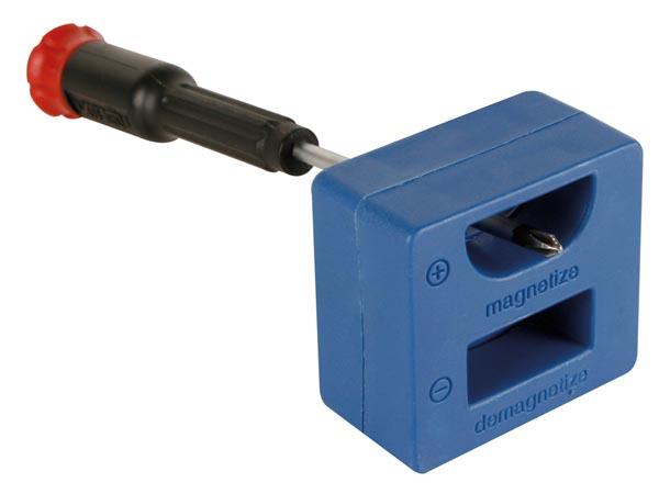 Magnetizador / Demagnetizador de Chaves - VELLEMAN