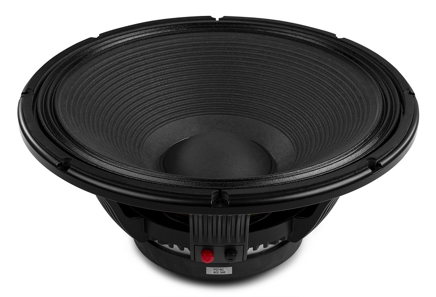 Woofer Ferrite 18 2000W (PC18C) - Power Dynamics