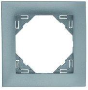 Espelho Simples Série LOGUS90 (Cinza) - EFAPEL