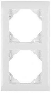 Espelho Duplo Branco Série LOGUS90 - EFAPEL