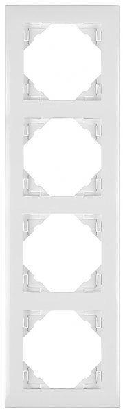 Espelho Quadruplo Branco Série LOGUS90 - EFAPEL