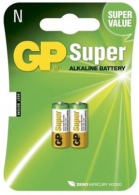 Blister 2 Pilhas Alcalinas N LR1 1,5V - GP