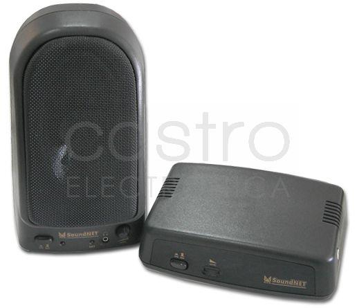 Coluna Hi-Fi s/ Fios - SOUNDNET
