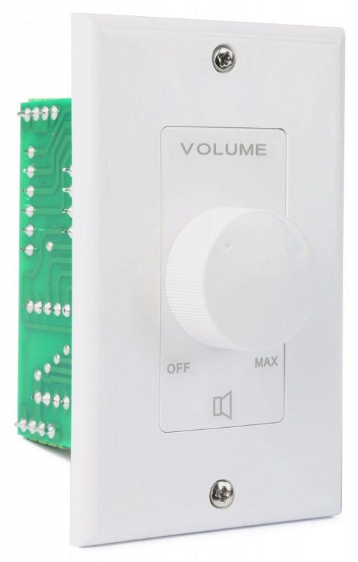 Controlador de Volume p/ Colunas 100V 50W - Power Dynamics