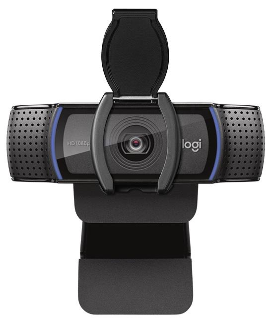 WebCam 920s Full HD 1080p - LOGITECH