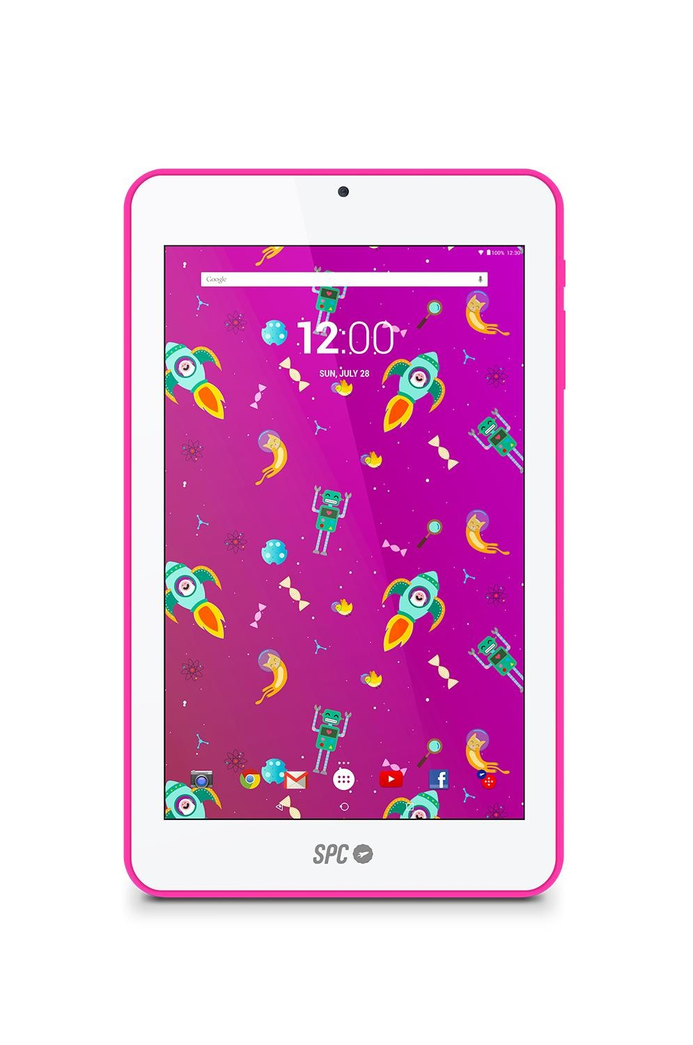 Tablet Flow 7 SVGA 1/8GB (Rosa) - SPC