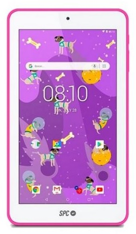 Tablet LAIKA RS 7 SVGA 1/8GB (Rosa) - SPC