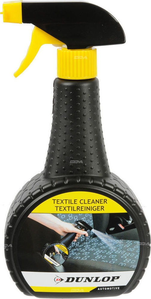 Spray Limpeza AUTO Estofos Tecido (500ml) - DUNLOP