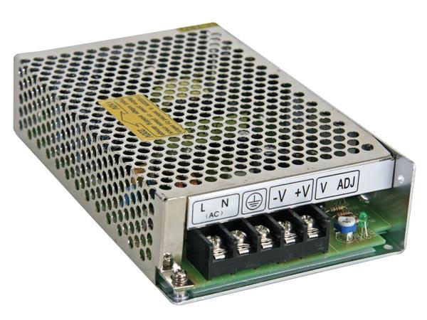 Fonte Alimentação Comutada 12VDC 60W 5A - CLOSED FRAME