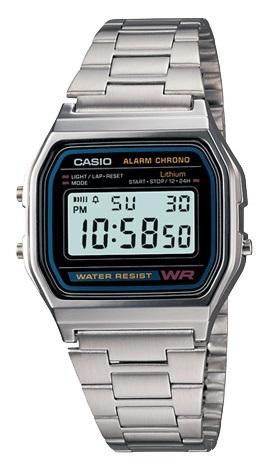 Relógio CASIO (Bracelete Metálica)