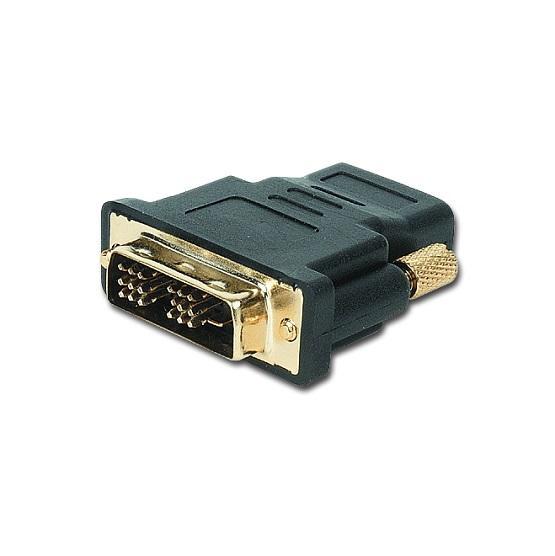 Adaptador HDMI Femea -> DVI Macho - GEMBIRD