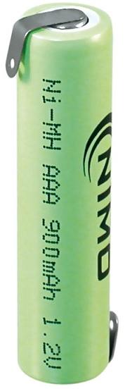 Bateria AAA/R03 Ni-MH 1,2V 900mAh